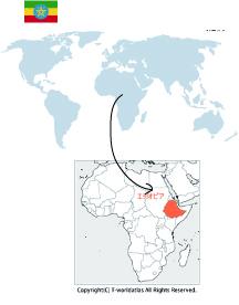 エチオピアMAP