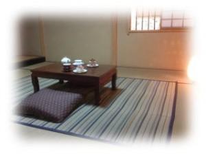 LampCafe 和室